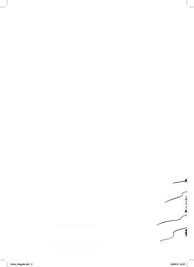 Page 2 koma ; intégrale