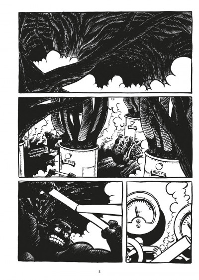 Page 5 koma ; intégrale