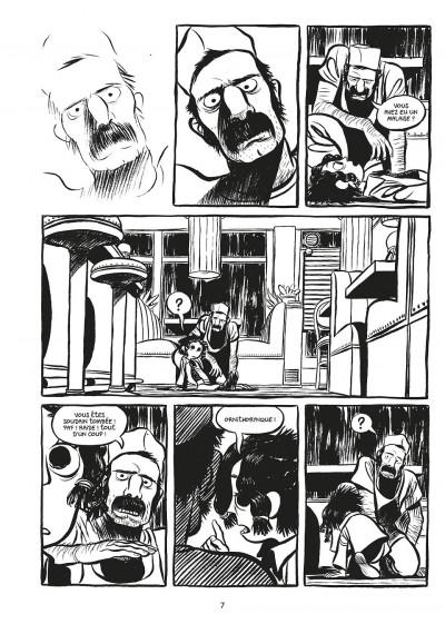 Page 7 koma ; intégrale