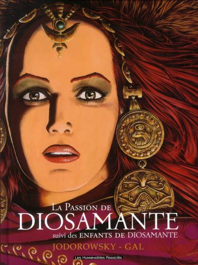 Couverture diosamante ; la passion de diosamante ; intégrale