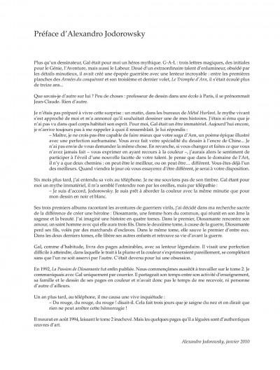 Page 1 diosamante ; la passion de diosamante ; intégrale