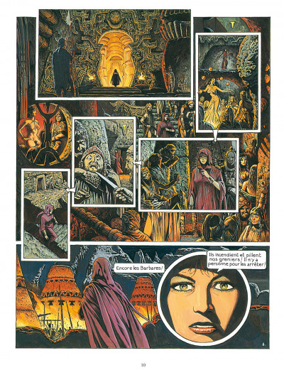 Page 0 diosamante ; la passion de diosamante ; intégrale