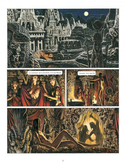 Page 6 diosamante ; la passion de diosamante ; intégrale