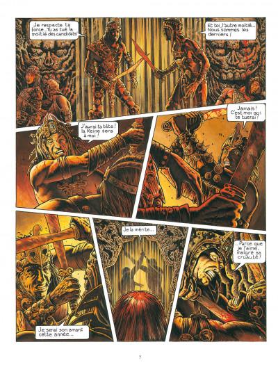 Page 7 diosamante ; la passion de diosamante ; intégrale