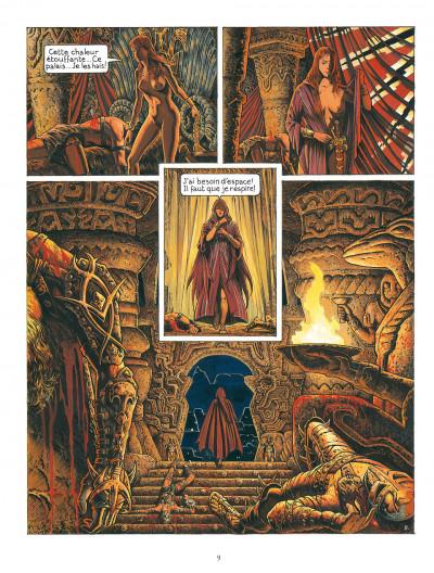 Page 9 diosamante ; la passion de diosamante ; intégrale
