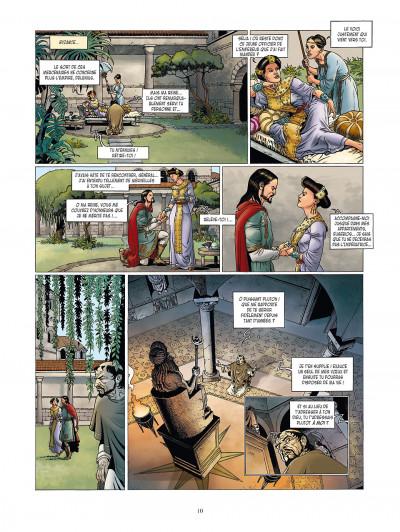 Page 0 la meute de l'enfer tome 4 - la tanière du mal