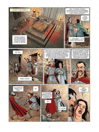 Page 3 la meute de l'enfer tome 4 - la tanière du mal