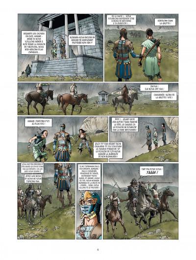 Page 6 la meute de l'enfer tome 4 - la tanière du mal