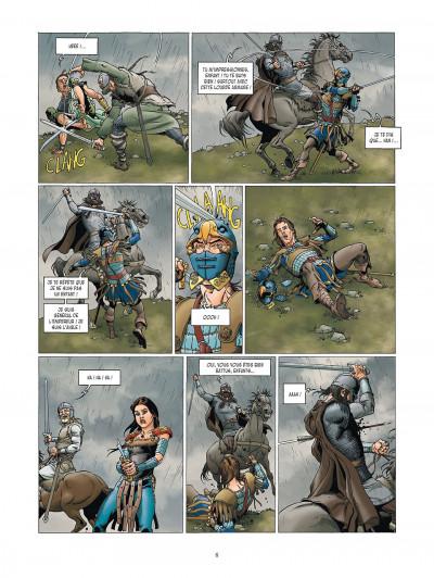 Page 8 la meute de l'enfer tome 4 - la tanière du mal