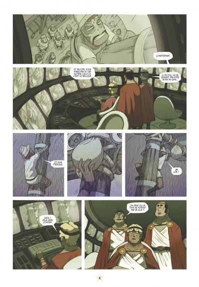 Page 6 les tikitis tome 3 - l'homme aux mille tours
