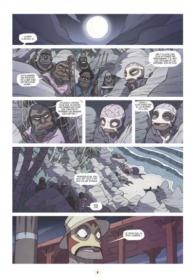 Page 8 les tikitis tome 3 - l'homme aux mille tours