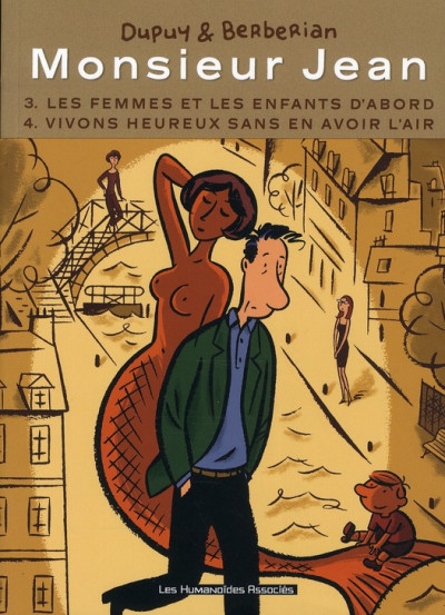 Couverture monsieur jean ned tome 2