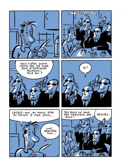 Page 2 monsieur jean ; la théorie des gens seuls