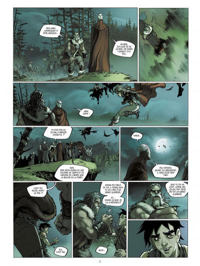 Page 3 Le manoir des murmures tome 3