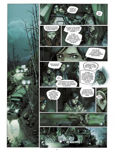Page 4 Le manoir des murmures tome 3