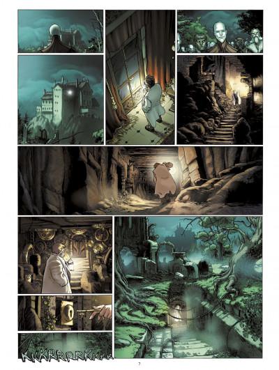Page 5 Le manoir des murmures tome 3