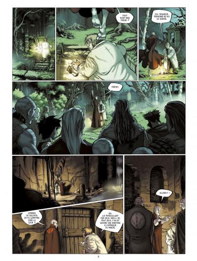 Page 6 Le manoir des murmures tome 3