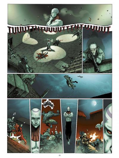 Page 8 Le manoir des murmures tome 3