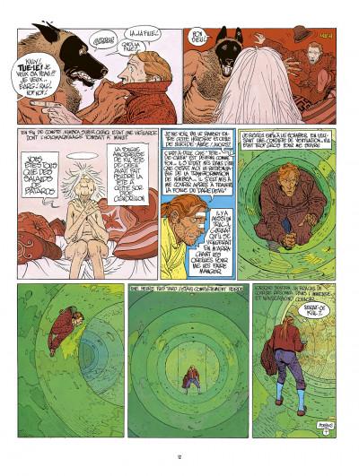 Page 2 l'incal ; intégrale en couleurs originales