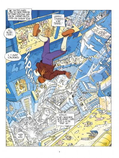 Page 6 l'incal ; intégrale en couleurs originales