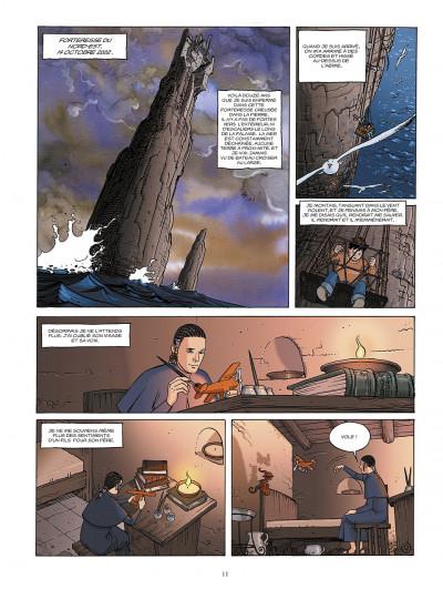 Page 1 le jour des magiciens ; intégrale
