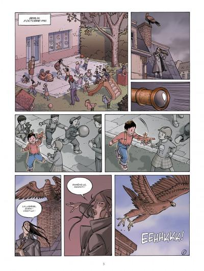 Page 3 le jour des magiciens ; intégrale