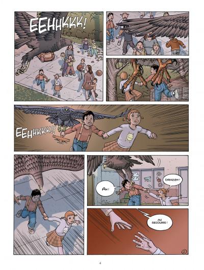 Page 4 le jour des magiciens ; intégrale