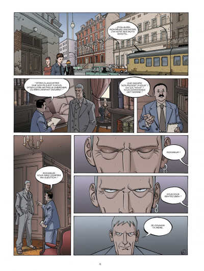 Page 6 le jour des magiciens ; intégrale