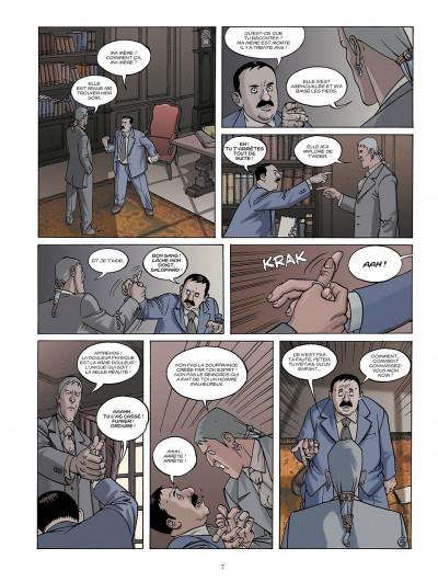 Page 7 le jour des magiciens ; intégrale