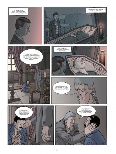 Page 8 le jour des magiciens ; intégrale