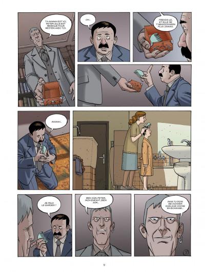 Page 9 le jour des magiciens ; intégrale