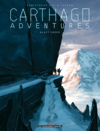 Couverture Carthago Adventures tome 1