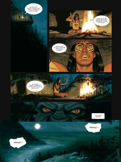 Page 3 Carthago Adventures tome 1