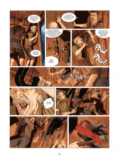 Page 7 Carthago Adventures tome 1