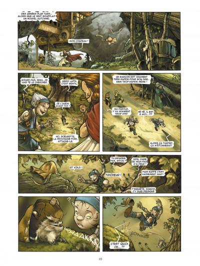 Page 0 l'enfant de l'orage - intégrale tome 1 à tome 3