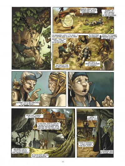 Page 1 l'enfant de l'orage - intégrale tome 1 à tome 3