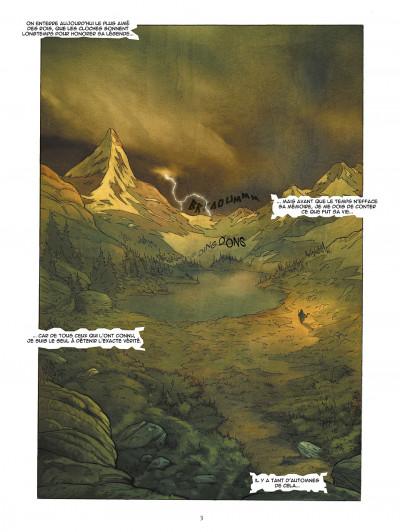 Page 3 l'enfant de l'orage - intégrale tome 1 à tome 3