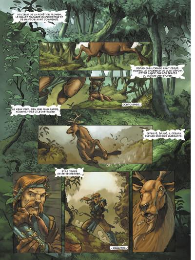 Page 4 l'enfant de l'orage - intégrale tome 1 à tome 3