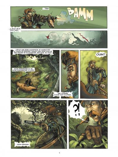 Page 5 l'enfant de l'orage - intégrale tome 1 à tome 3
