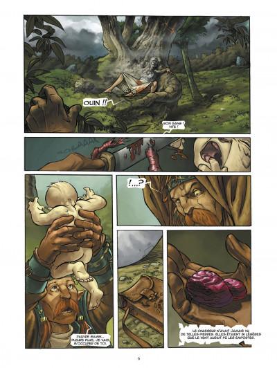 Page 6 l'enfant de l'orage - intégrale tome 1 à tome 3