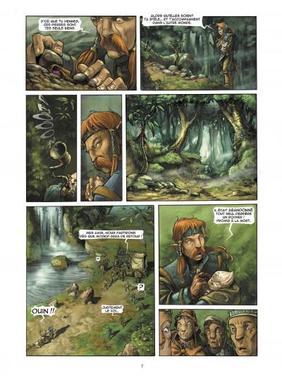 Page 7 l'enfant de l'orage - intégrale tome 1 à tome 3