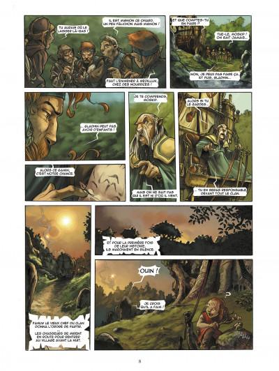 Page 8 l'enfant de l'orage - intégrale tome 1 à tome 3