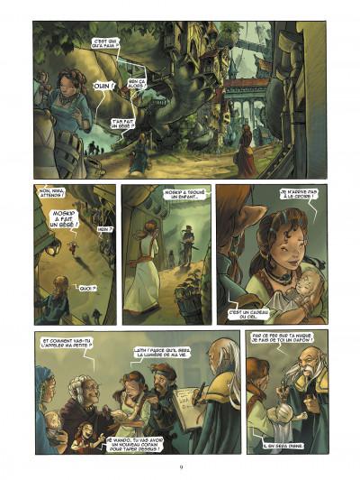 Page 9 l'enfant de l'orage - intégrale tome 1 à tome 3