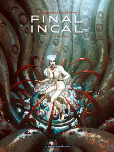 Couverture Final incal tome 2