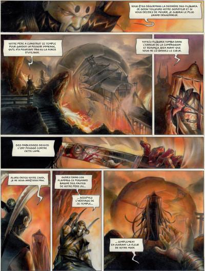 Page 1 la légende des nuées écarlates tome 4 - la fleur cachée de l'abomination