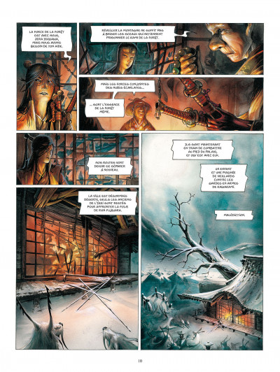 Page 0 la légende des nuées écarlates tome 4 - la fleur cachée de l'abomination
