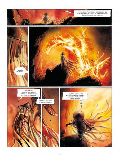 Page 4 la légende des nuées écarlates tome 4 - la fleur cachée de l'abomination