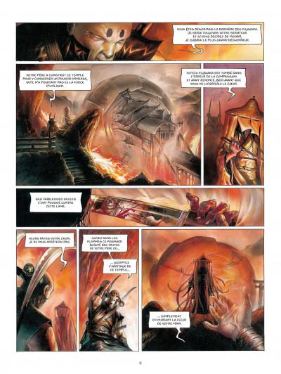 Page 6 la légende des nuées écarlates tome 4 - la fleur cachée de l'abomination