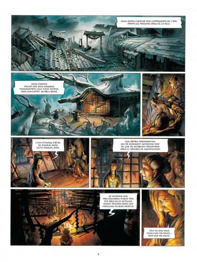 Page 8 la légende des nuées écarlates tome 4 - la fleur cachée de l'abomination