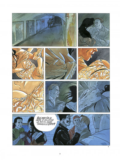 Page 9 fripons tome 2 - rendez-vous fripons